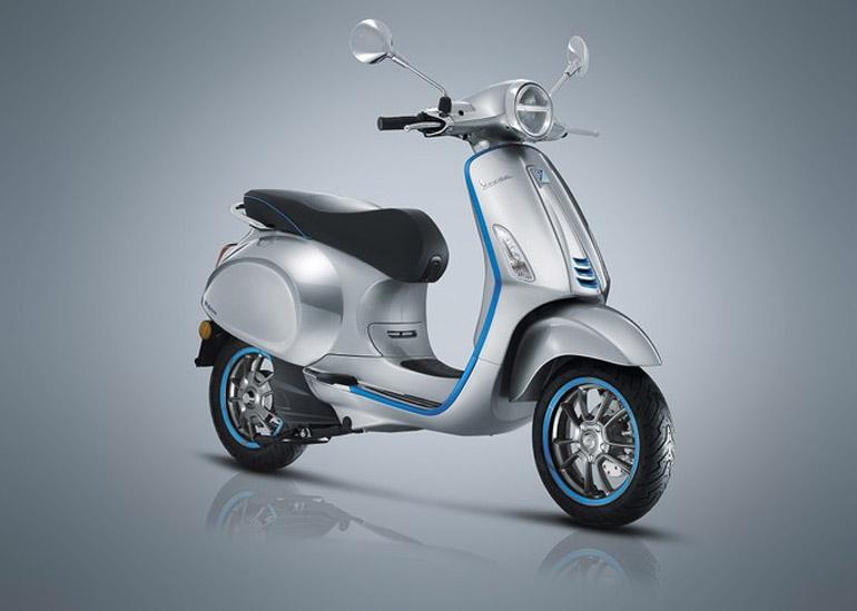 Piaggio, KTM, Honda et Yamaha : alliance pour des batteries interchangeables
